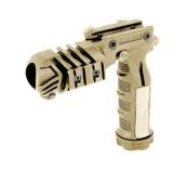 CAA Comand Arms foregrip flashlight