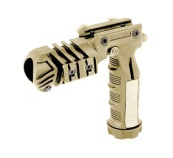 CAA Comand Arms foregrip flashlight