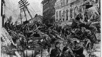 Disaster - immediate needs & threats