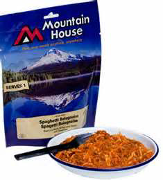 Food - Mountain House pouch