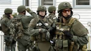 """militarized police act more like special forces and see civilians as the """"enemy"""""""