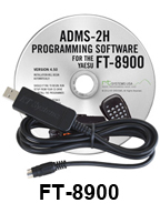 RT Systems ham radio programming software