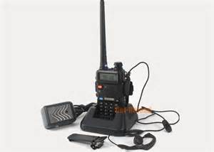Boafeng UV-5rA handheld Ham Radio