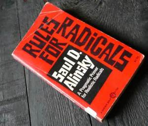 Police union uses Saul Alinsky Rules for Radicals