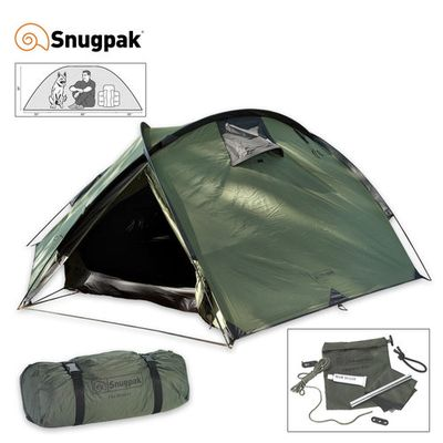 TENT: The Bunker by Snugpack