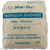 Triangular Bandage - Squad Trauma Aid Kit - Medical Care