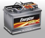 Energizer AGM battery, Model: 31A 100 Amp Hour