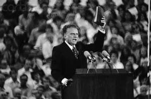Billy Graham is a shepherd.