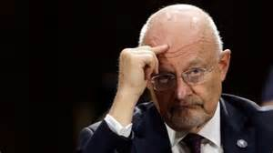 James Clapper, Director of National Intelligence, he denied that the NSA spied on Congress