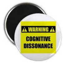 cognitive dissonance is a barrier to situational awareness