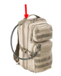 Fieldline Surge Tactical Hydration Pack – Field Trauma Care Kit (FTCK)