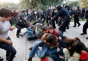 Cops will commit violence as herding dogs when they want to.