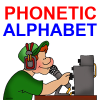 Phonetic Alphabet during radio communications