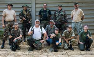 Sheep dogs may be militia members