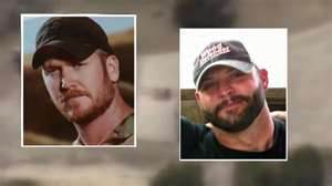 Sheepdogs Chris Kyle and Chad Littlefield