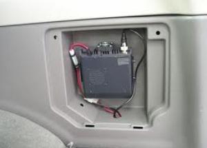 Yaesu FT- 8800R ham radio