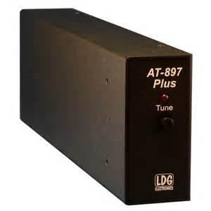 LDG AT-897 Plus auto-tuner