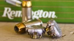 Pistol ammunition ammo Remington 230gr Golden Saber