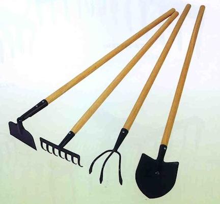 Garden Tools are survival tools for SHTF gardening
