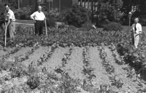 WWII Victory Garden