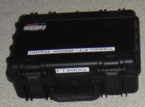 SKB i-series 3I-1711--68-C for the Yaesu FT-8900R