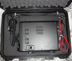 SKB i-series 3I-1711--68-C Yaesu FT-897D layer 2