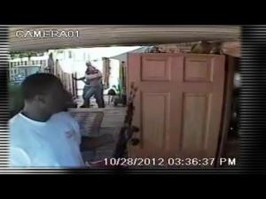 Violent Home Invasion