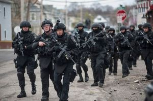 Americahas become a police state.
