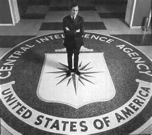 CIA operative and director H.W. Bush President