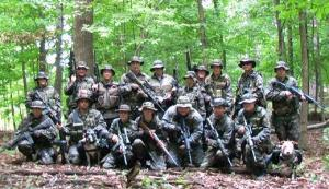Well organized Prepper Group able to defend itself against the horde