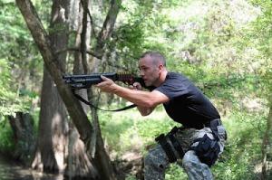 Tactical shotgun situations