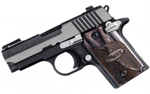 Sig Sauer 938 for conceal carry when you must conceal