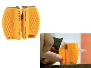 Smith's 2-step Edgesport knife sharpener for survival cache