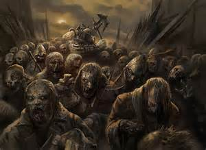 defending your family against Zombie Horde