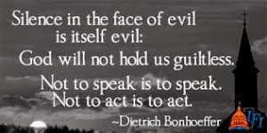 Dietrich Bonhoeffer defender of christianity and protector of jews in nazi germany