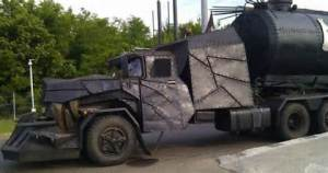 Mad Max bug out vehicle
