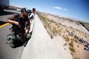 Bundy Ranch Patriot ready to defend the patriots against federal agency special forces untis
