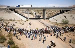 Patriots at bundy ranch stand off against us government angecy special forces units SWAT teams