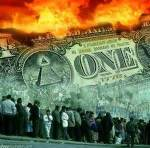 Financial System Collapse is a concern, threat, risk for preppers during grid-down.