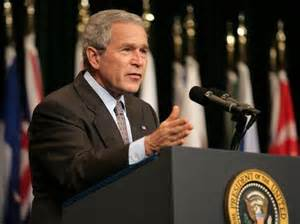 George W Bush lied, he is as bad as the clintons or Obama