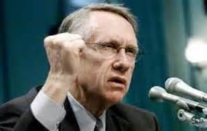 Harry Reid is attacking christians, harry reid attacks christianity, harry reid a liar
