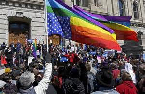 LGBT pose a violent threat to christians and preppers