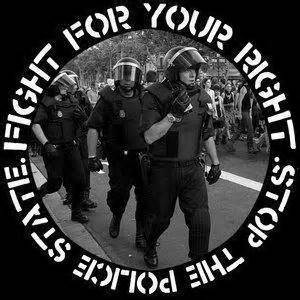 Preppers need to fight against the police state.
