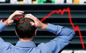 Stock Market Crash is a concern, threat, risk for preppers during grid-down.