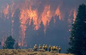 Wildland Firefighters face risk and threats in daily job