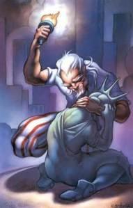 America Is Falling