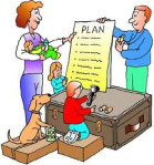 Basic emergency preparedness for emergencies, disasters and grid-down. Plan Planning