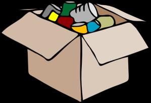 repacking food storage boxes - new food storage methodology