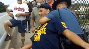 Chokehold by police can crush a larynx and sever a spine - Freddie Gray