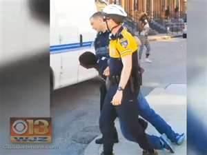 did the police kill freddie gray?
